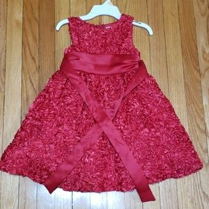 Rare Editions girl dress